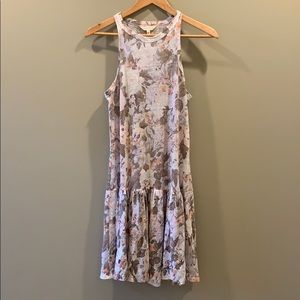 Rebecca Taylor Penelope Floral Dress Size Small